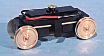 2 axle Bo-Bo Motor Bogie 28mm Wheelbase OO / HO - Click Image to Close