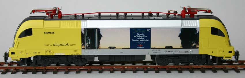 PIKO PEG Taurus Electric Locomotive German Outline