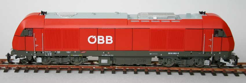 PIKO Rag Taurus Electric Locomotive V German Outline