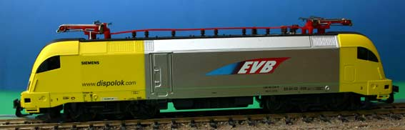 PIKO EVB Taurus Electric Locomotive V German Outline